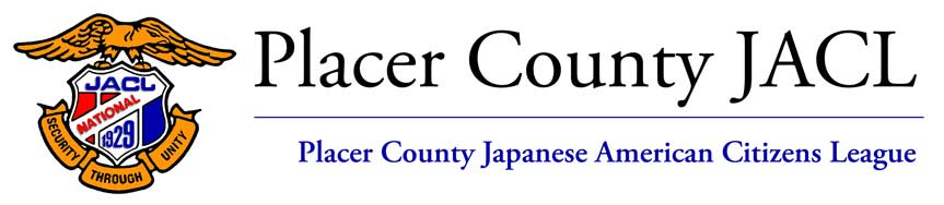 Placer County Japanese American Citizens League - JACL