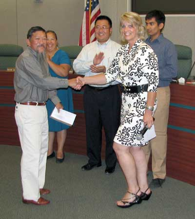 Roseville Grant Awarded - July 12, 2011