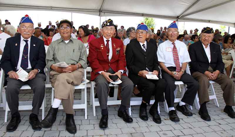Placer WW II Veterans